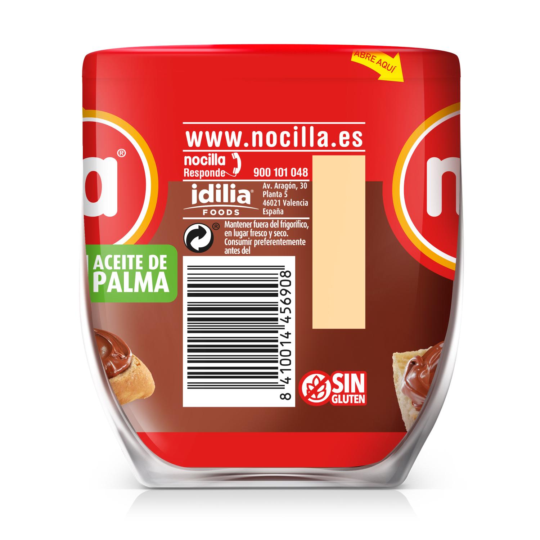 Crema de cacao con avellanas original Nocilla 190 g. - 2