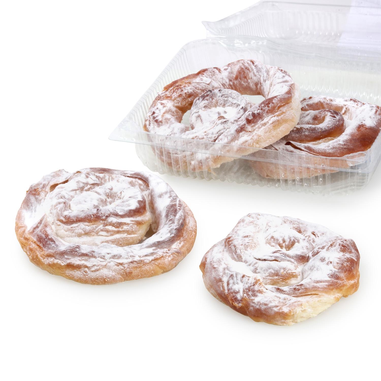 Ensaimadas de azúcar Carrefour 4 ud