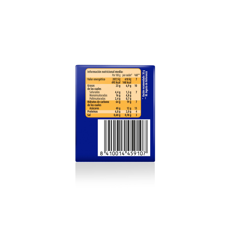 Palitos de pan con crema de cacao y leche con avellanas Sticks Nocilla pack de 2 unidades de 30 g. - 2
