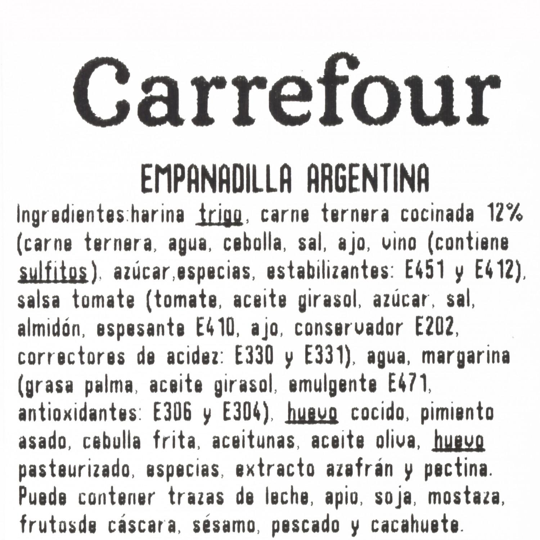 Empanadilla argentina Puchol 1 ud. - 3
