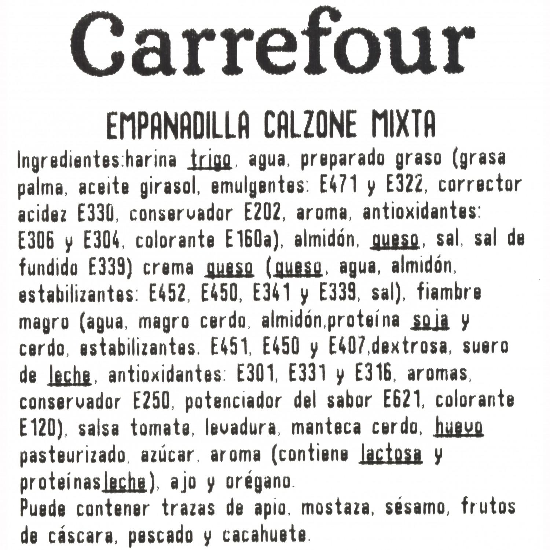 Empanadilla calzone Puchol 1 ud. - 3