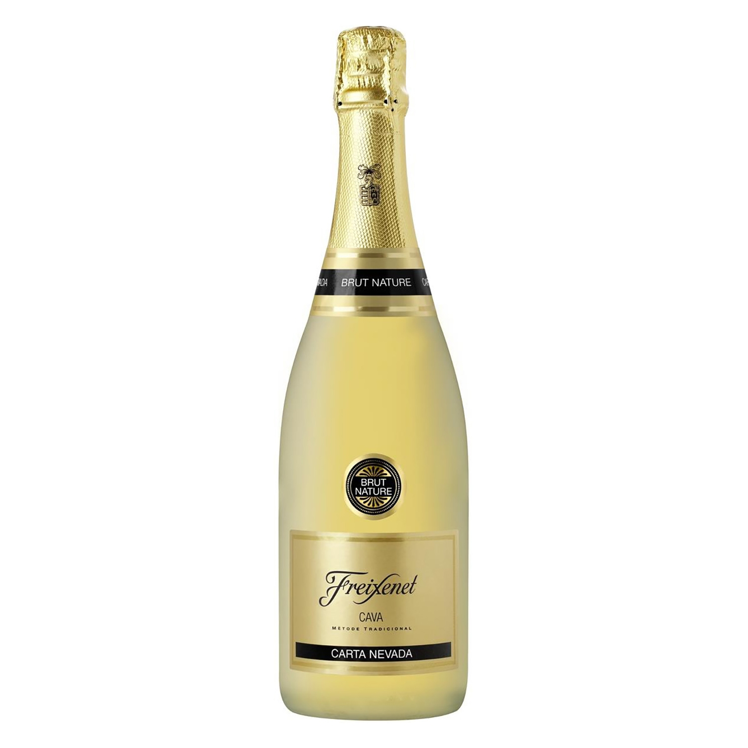 Cava Freixenet Carta Nevada brut nature 75 cl.
