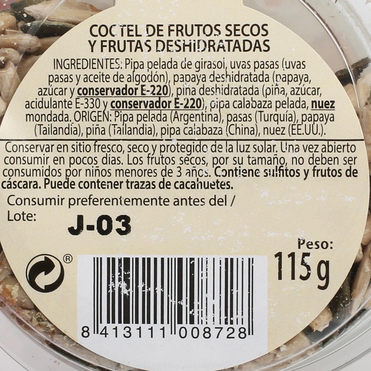 Cocktail de Frutos Secos para Ensalada - 3
