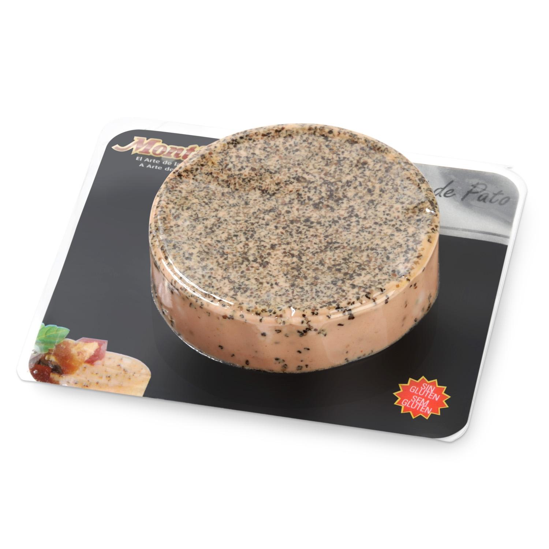 Paté de pato a la  pimienta Cosfer  80 g
