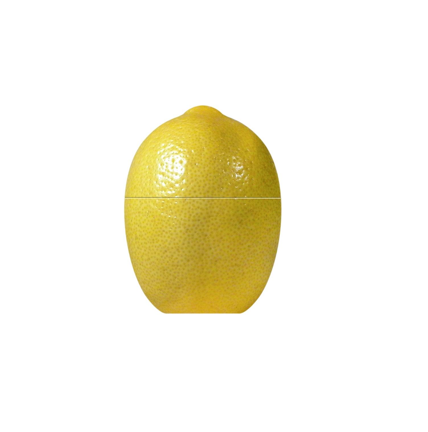 Conservador de limón Food&More 8cm. Amarillo