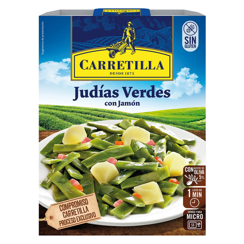Judias verdes con patatas Carretilla - Carrefour supermercado compra ...