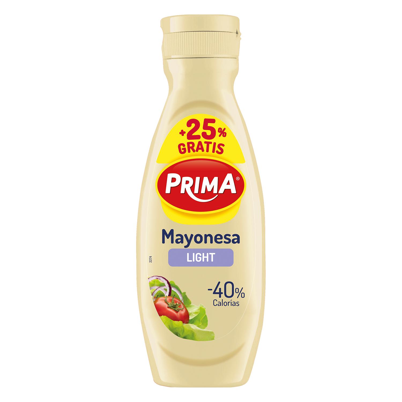 Mayonesa light mas suave plastico