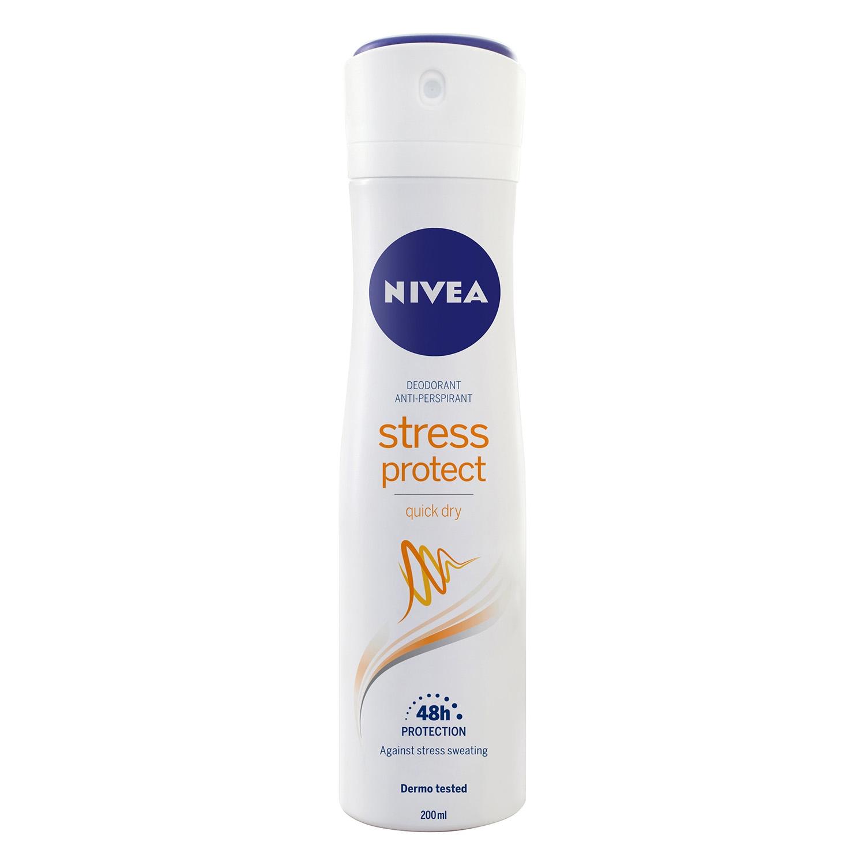 Desodorante Stress Protect Women Nivea 200 ml.