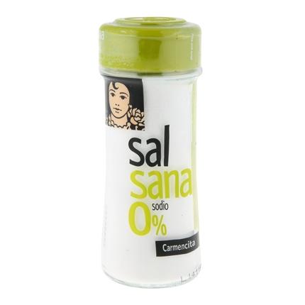 Sal Carmencita 0% sodio 110 g.