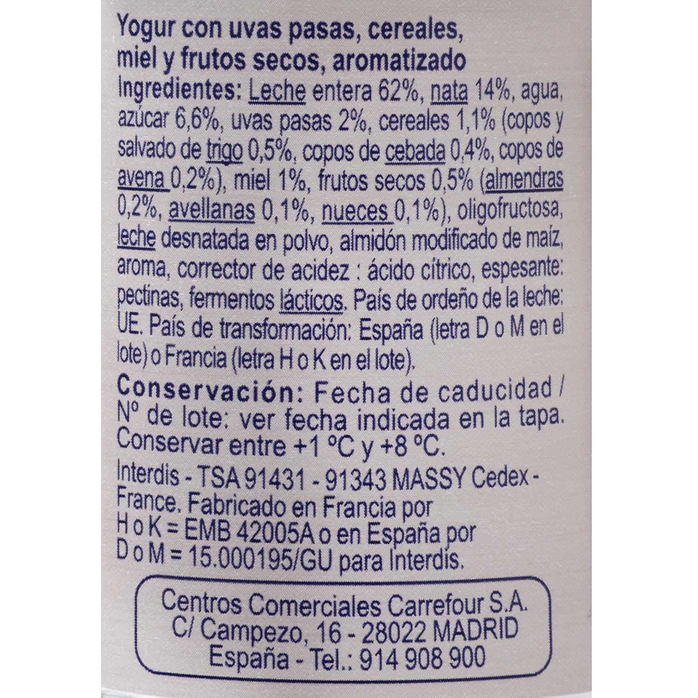 Yogur griego con frutos secos - 2