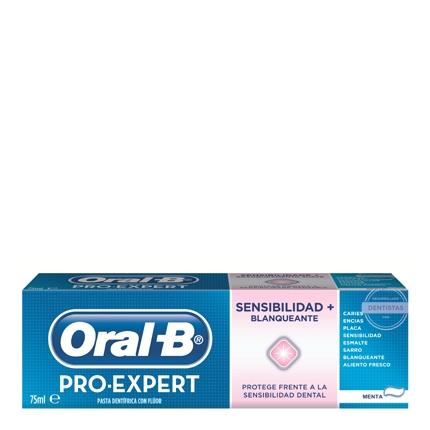 Dentífrico Pro-Expert Sensibilidad + Blanqueante