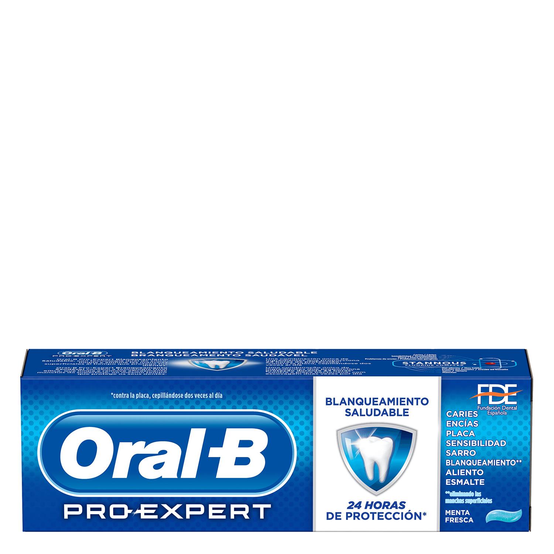 Dentífrico Pro-Expert Blanqueante Oral-B 75 ml. -