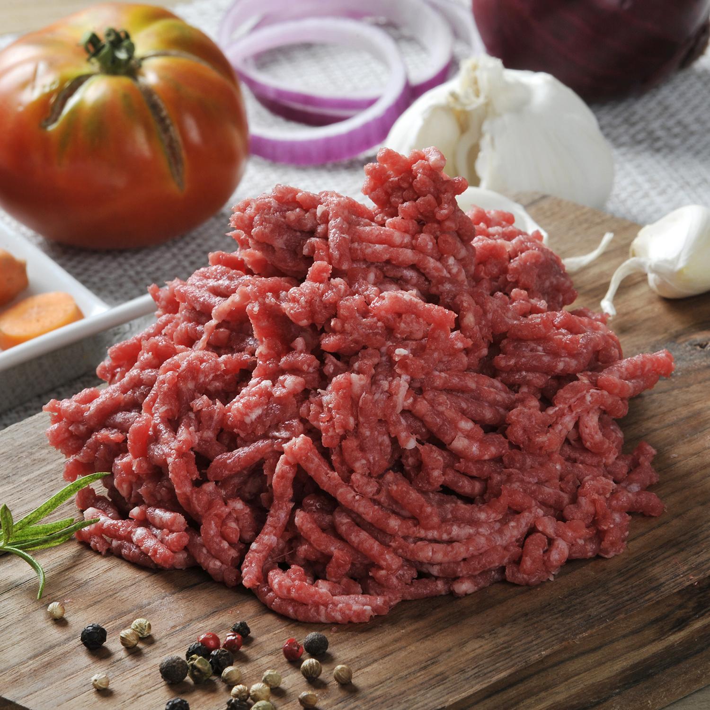 Carne Picada de Vacuno Carrefour 450 g