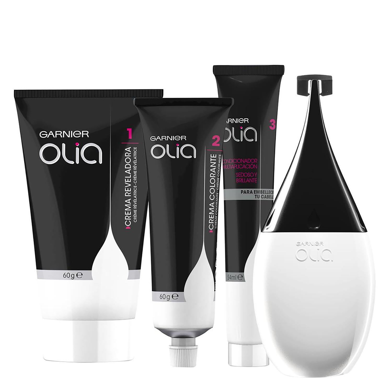 Tinte 6.0 Rubio Oscuro Garnier Olia 1 ud. -