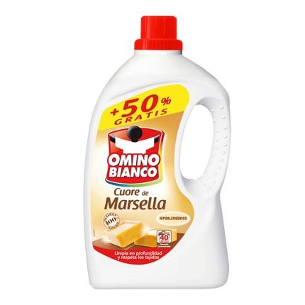 Detergente líquido Jabón de Marsella