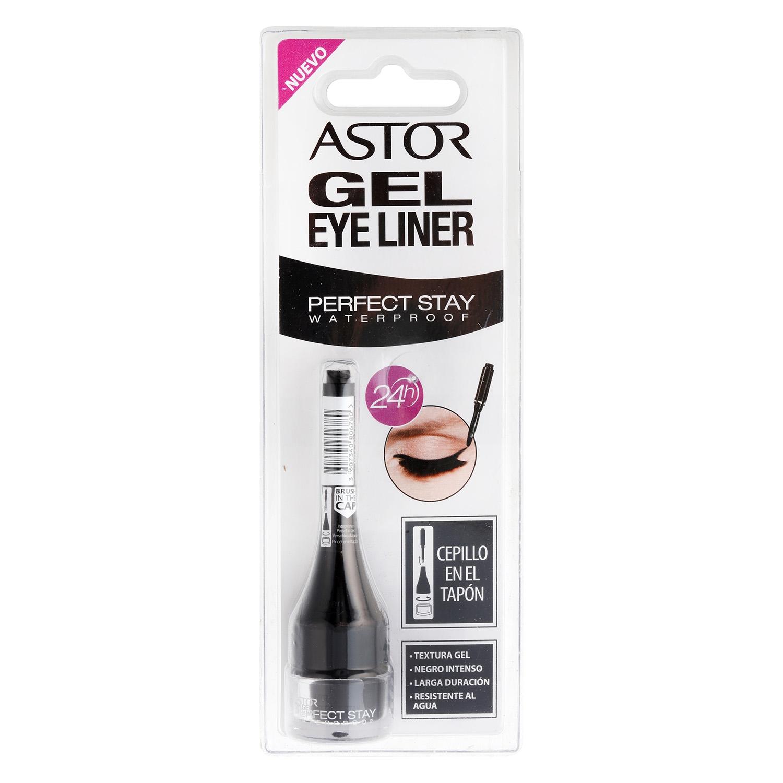 Gel eye liner Perfect Stay Waterproof nº 001