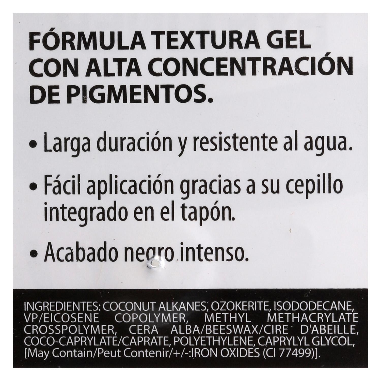 Gel eye liner Perfect Stay Waterproof nº 001 -
