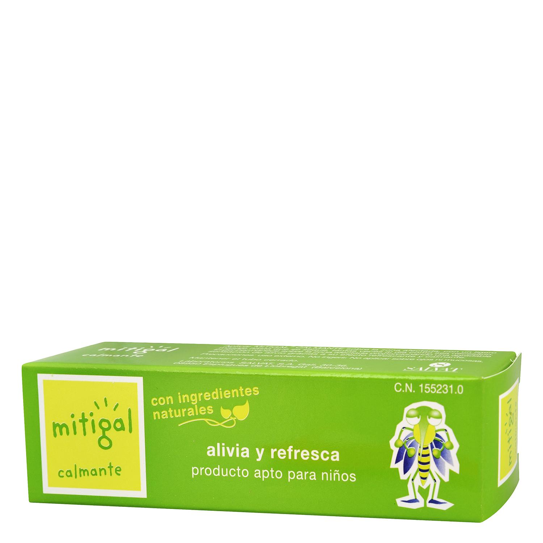 Gel calmante Mitigal 15 ml.