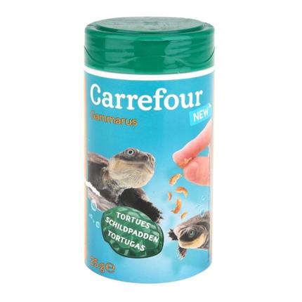 Comida Gammarus para Tortugas 25 gr