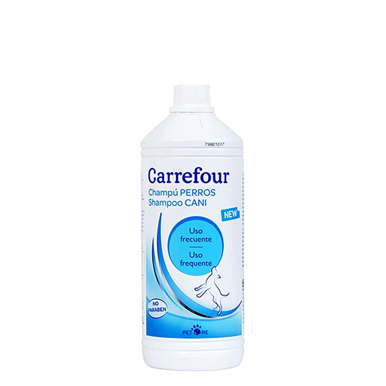 Champú para Perro Uso Frecuente 1L, Carrefour