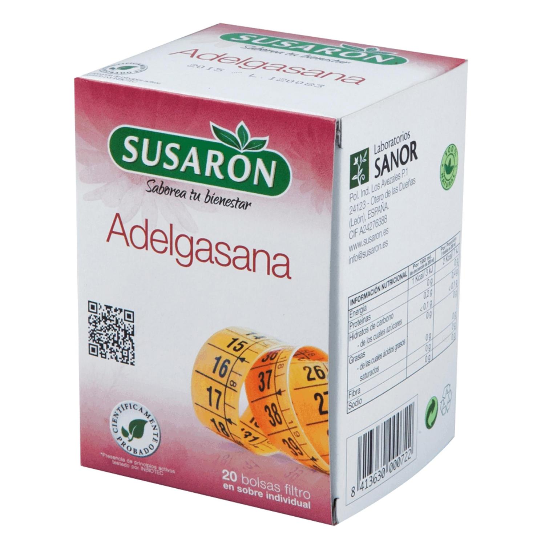 Infusión adelgasana en bolsitas Susarón 20 ud.