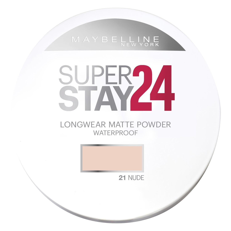 Maquillaje en polvo Superstay 24h. Nº 21 Nude