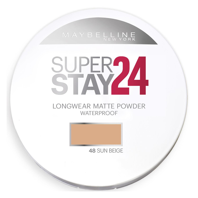 Polvos Super Stay 24h waterproof nº 048 Maybelline 1 ud.