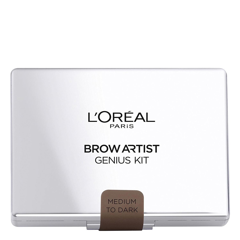 Paleta de cejas brown artist n º 002 Loreal 1 ud. L'Oréal 1 ud. -