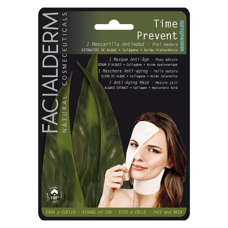 Mascarilla antiedad Time Prevent para piel madura