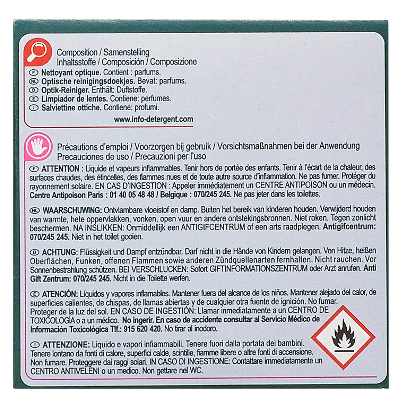 Limpiador de lentes Carrefour 36 ud. - 2