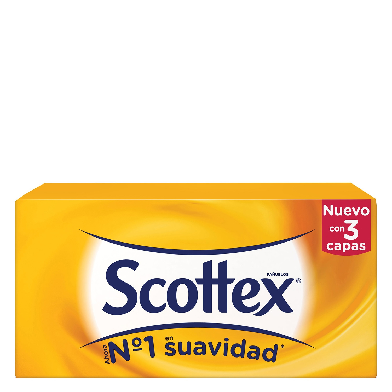 Caja de pañuelos 3 capas  -
