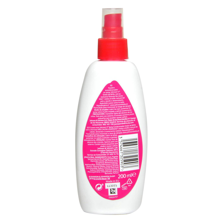 Spray acondicionador Gotas de Brillo -