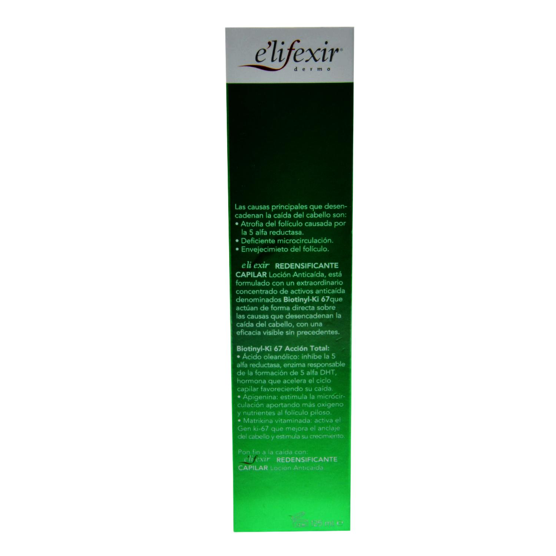 Loción anticaída Redensificante capilar en spray E'lifexir 125 ml. - 2