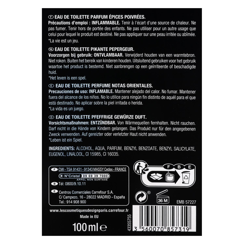 Agua de colonia Spicy Fever Macau - 2