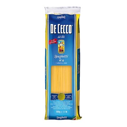 Spaghetti De Cecco nº12 500 g.