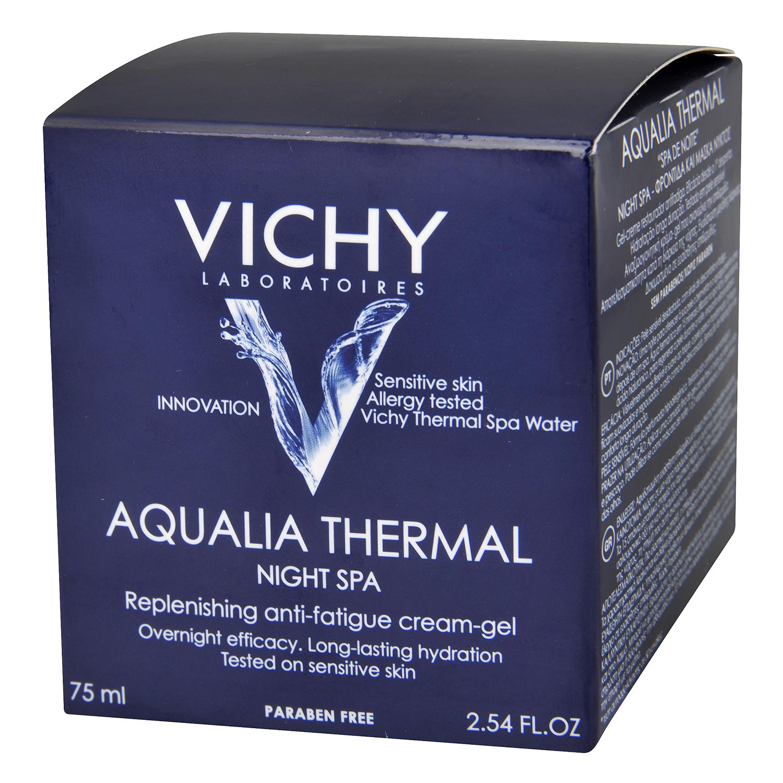 Mascarilla Aqualia Thermal Spa noche