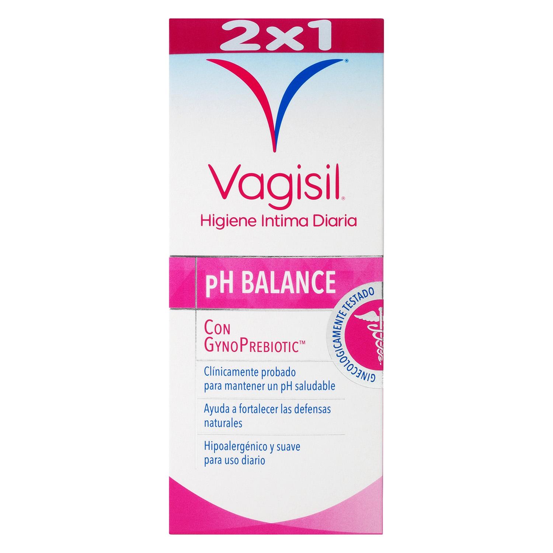 Higiene íntima con GynoPrebiotic Vaginesil 250 ml.