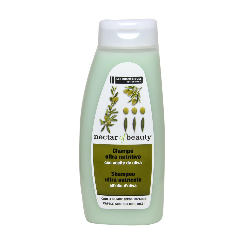 Champú ultra nutritivo con aceite de oliva