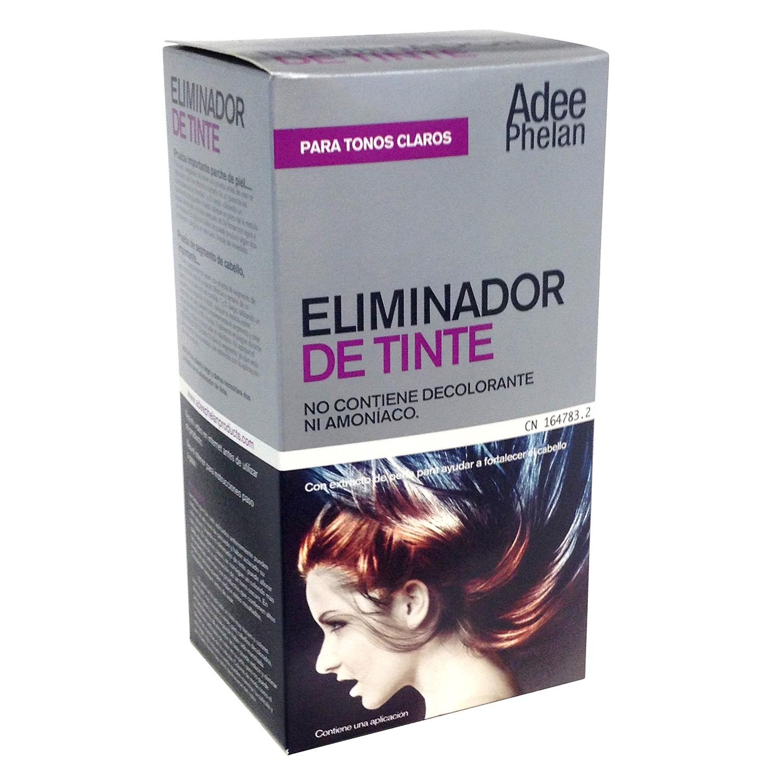Eliminador de Tinte para tonos claros Adee Phelan 1 ud.