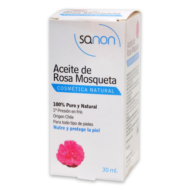 Aceite de Rosa Mosqueta Sanon 30 ml.