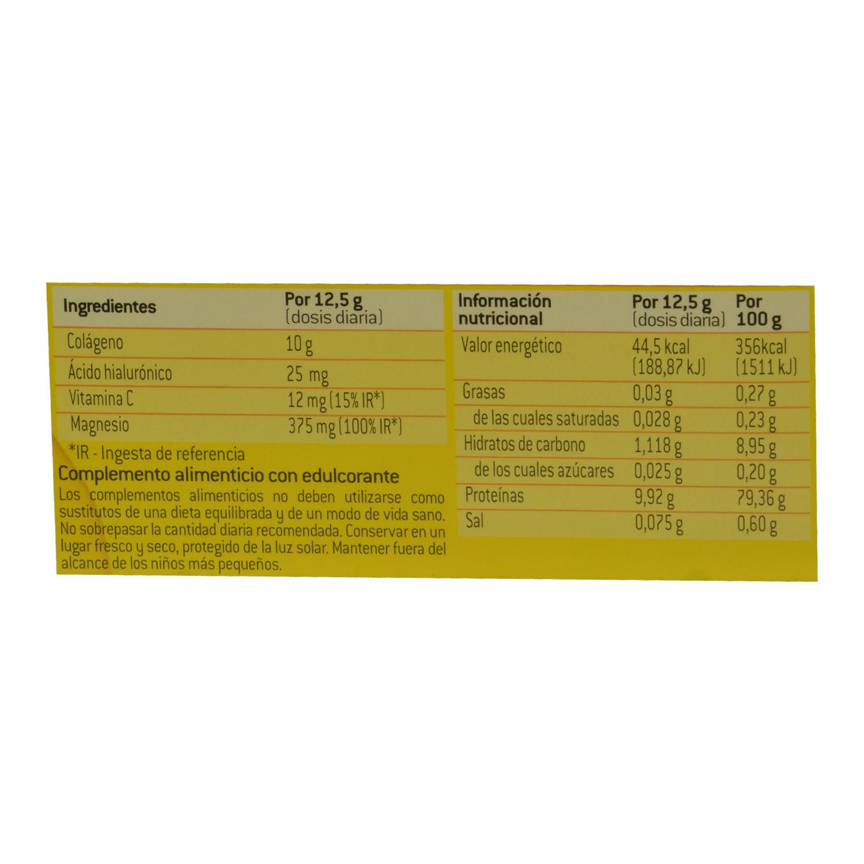 Colágeno + Magnesio Aquilea 30 ud. - 2