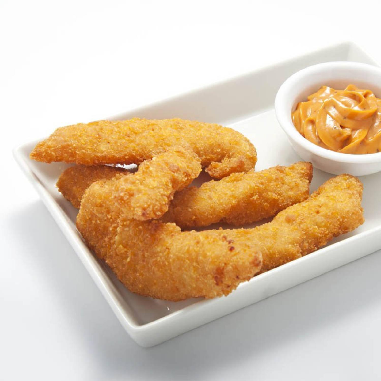 Finger de pollo Clavo food 500 g aprox