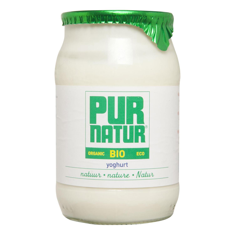 Yogur natural ecológico Pur Natur 150 g.