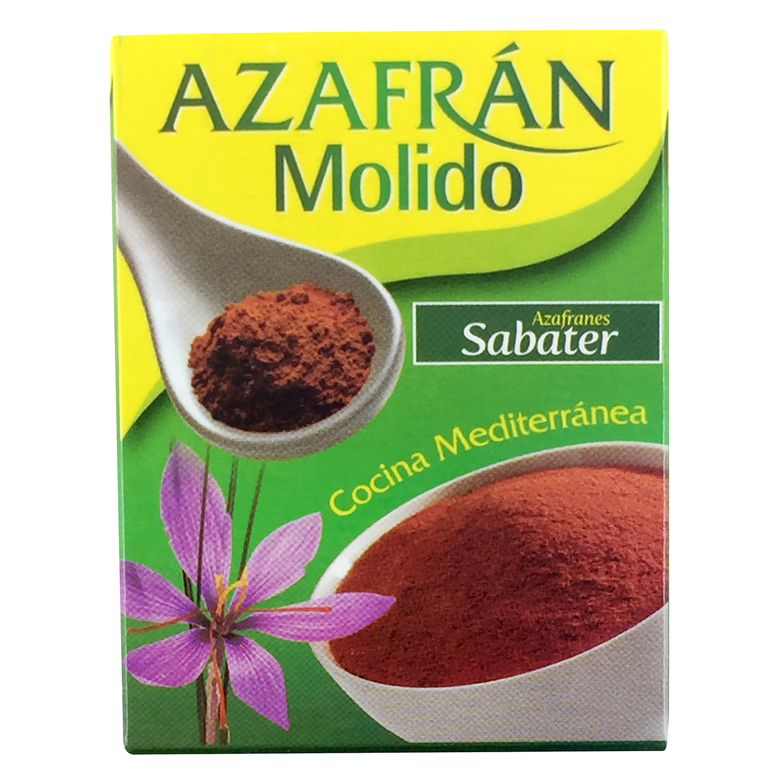 Azafran molido Sabater 500 g.