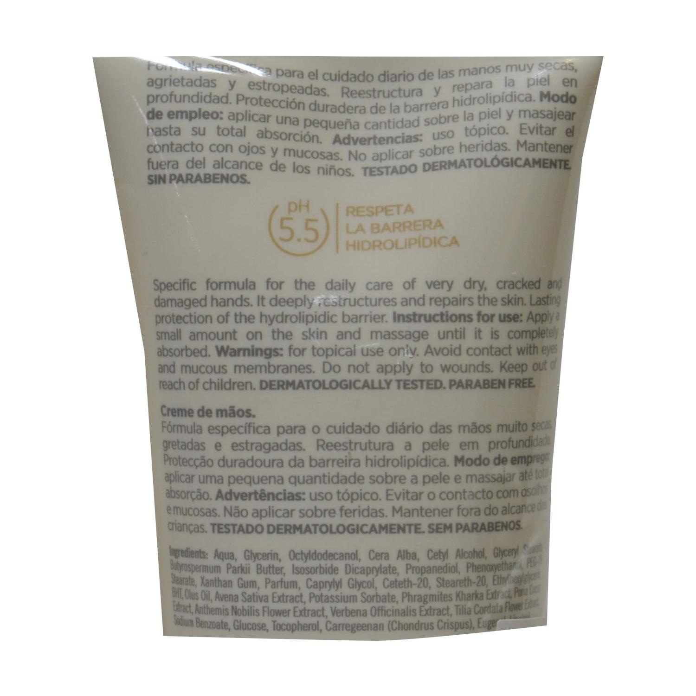 Crema de manos muy secas y agrietadas Dermactive - 2