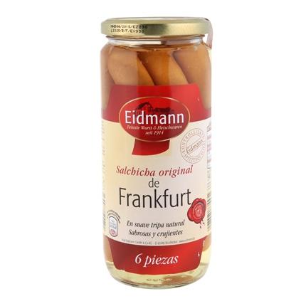 Salchicha original frankfurter - Sin Gluten