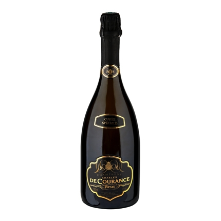 Champagne Courance cuvee speciale brut 75 cl.