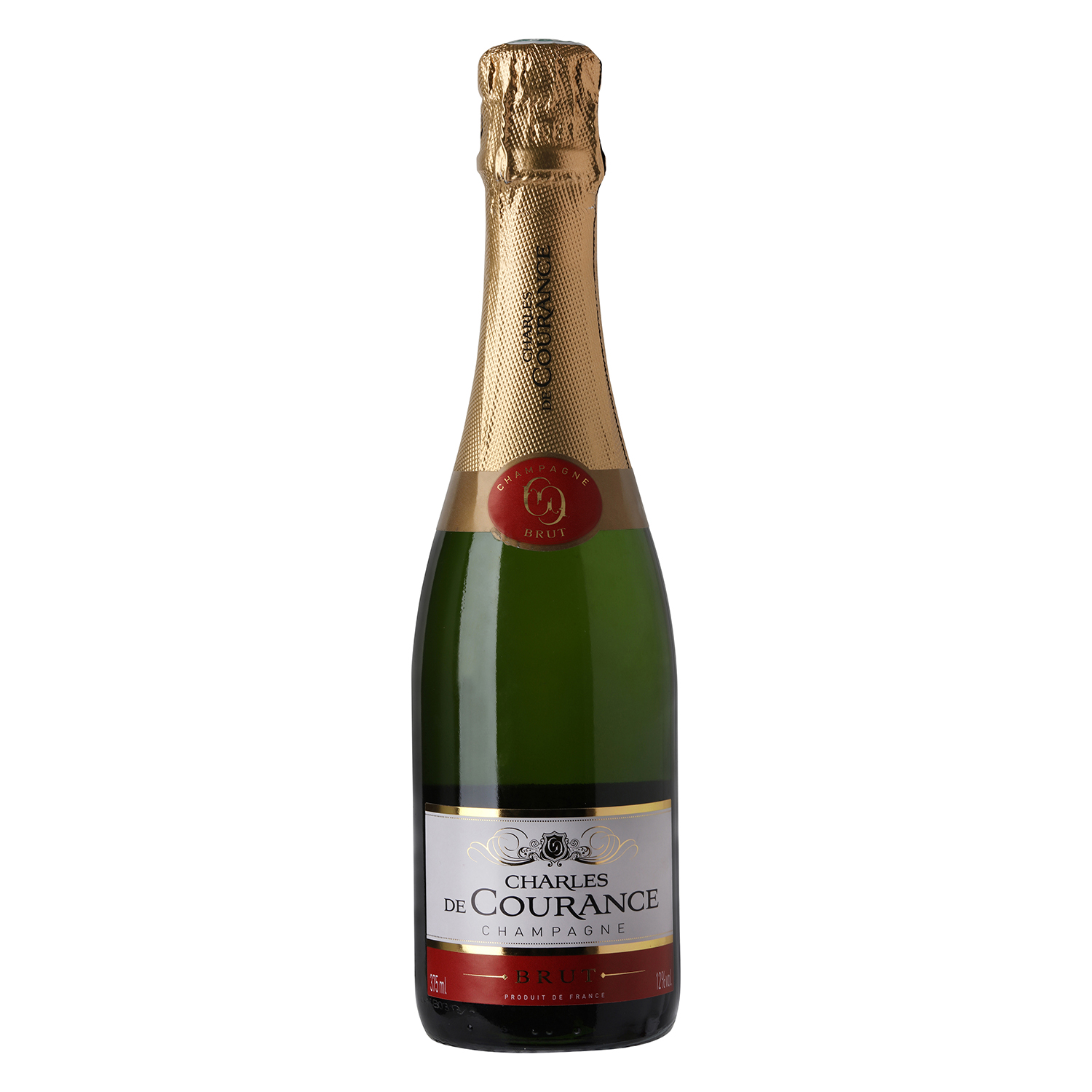 Champagne Courance brut 37,5 cl.