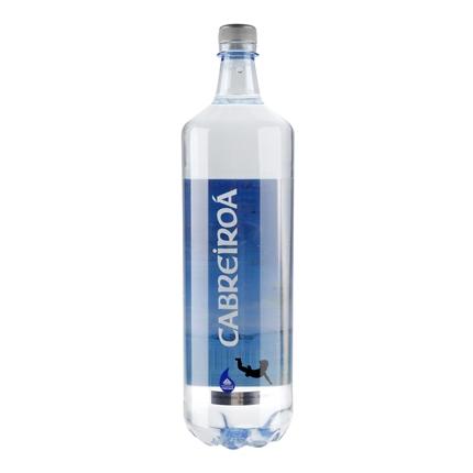 Agua mineral Cabreiroá natural 1,5 l.