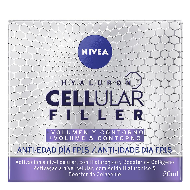 Cellular Volume Filling Crema de Día